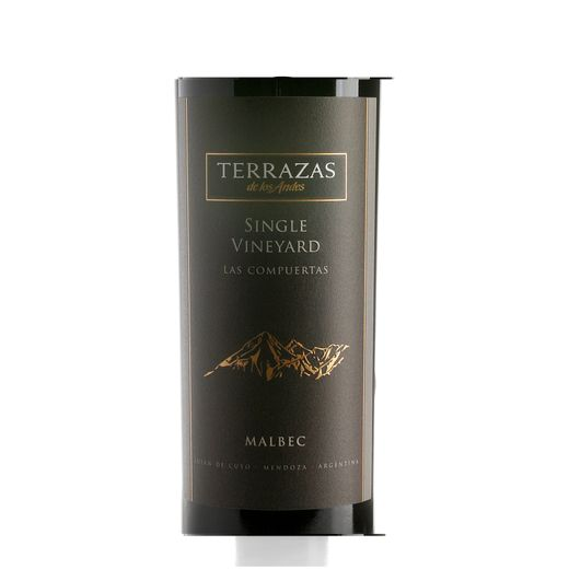 Vinho Terrazas De Los Andes Single Vineyard Malbec Super Adega