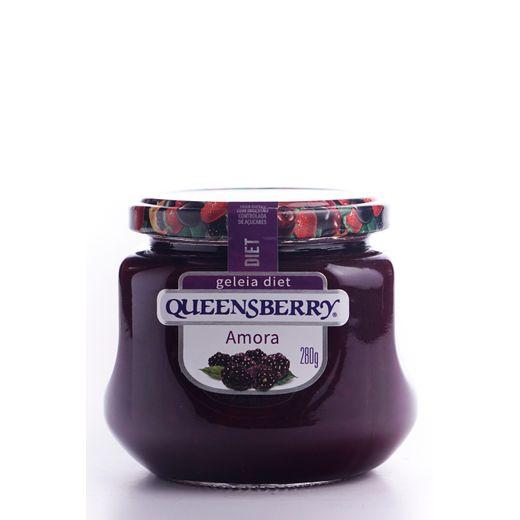 Geleia-Queensberry-Diet-Amora-280g
