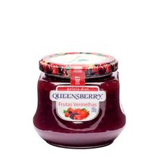 Geleia-Queensberry-Diet-Frutas-Vermelhas-280g