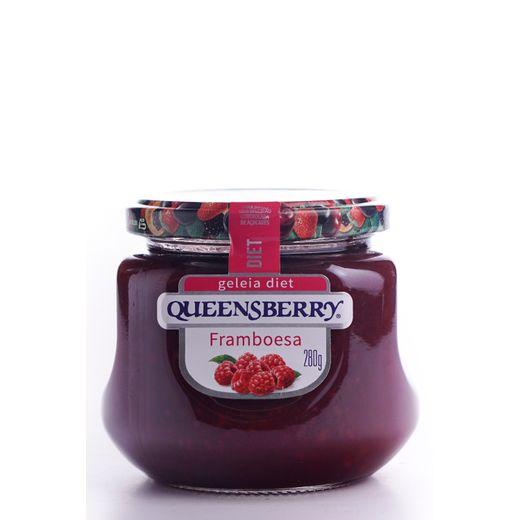Geleia-Queensberry-Diet-Framboesa-280g