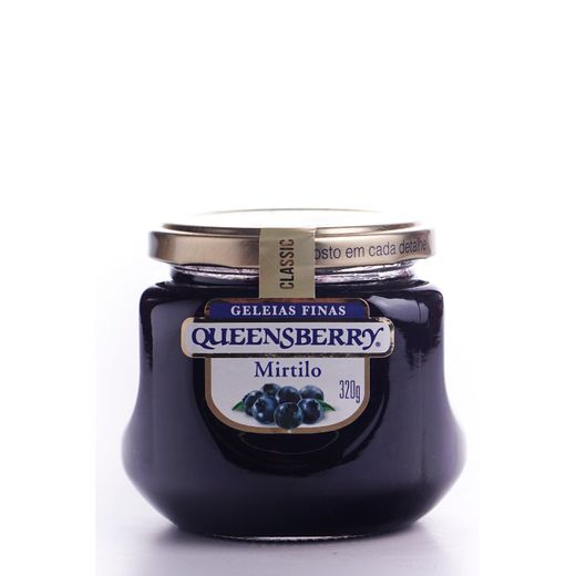 Geleia-Queensberry-Classic-Mirtilo-320g