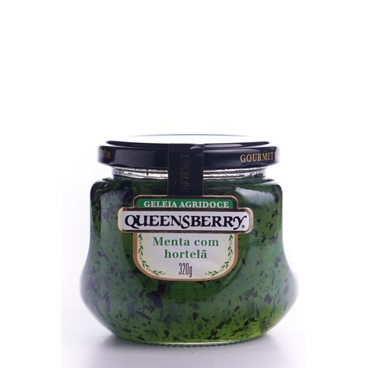 Geleia-Queensberry-Gourmet-Menta-com-Hortela-320g