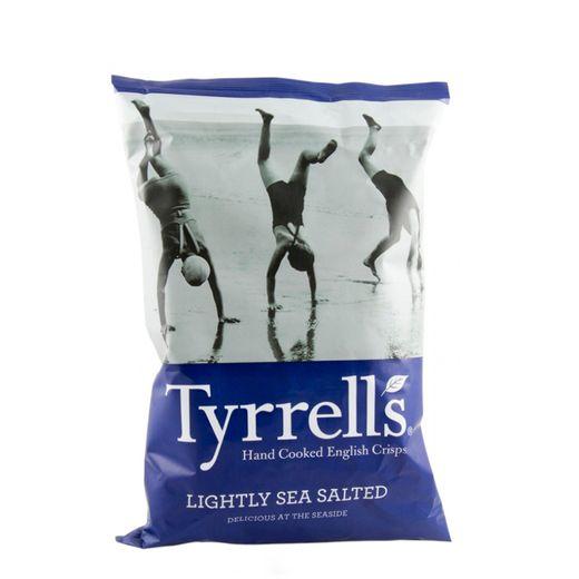 Batata-Frita-Tyrrells-Sea-Salted-150g