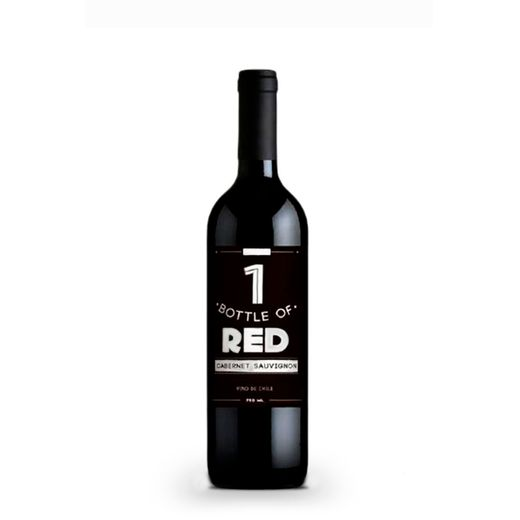 Vinho-One-Bottle-Of-Red-Cabernet-Sauvignon-750ml